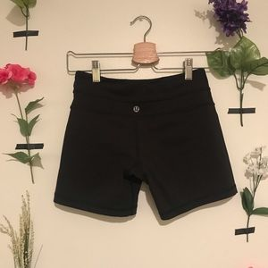 Lulu Lemon Spandex Shorts (3 for a great price)